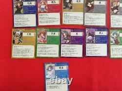 Senran Kagura TCG Japanese no holo Trading card game Anime Lot set Marvelous