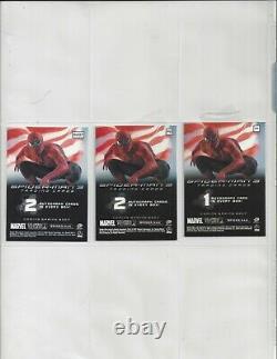 Spider-Man 3 Movie Master Set, Expansion B set, Binder Rittenhouse 2007