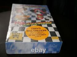 Super Mario Kart 64 Nintendo Power Trading Cards Factory Sealed Complete Set