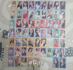 TWICE 5th Mini Album WHAT IS LOVE Official Photocard Set 60pcs KPOP JYP