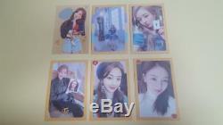 TWICE 5th Mini Album WHAT IS LOVE Official Photocard Set 60pcs KPOP JYP