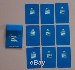 TWICE POCARI SWEAT 30th Year Anniversary Event Promo Official PhotoCard Set