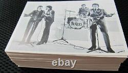 The Beatles A Hard Day's Night Complete Set Of 55 Trading Cards 1964 Mccartney