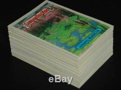 Topps Garbage Pail Kids 13th Series Complete Variation Set 88 Cards All A/b 1988