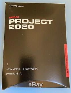 Topps Project 2020 1st 20 Card Set Ichiro, Trout, Koufax, Griffey and more