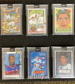 Topps Project 2020 Complete Set 1-400 Card Set With Boxes Bubble Wrap & 3 Cases