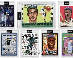 Topps Project 2020 Complete Set 400 Cards with Original Boxes. Beauty 2020 Set