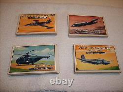 Vintage Wings 1952 Friend Or Foe Topps Trading Cards Complete Set Of 200