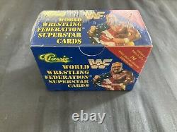 WWF World Wrestling Federation 1991 Factory Card Set 1-150 Classic Trading Cards