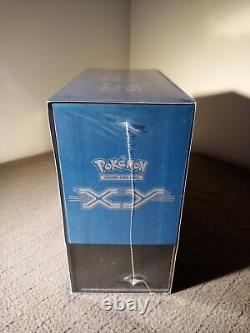 XY Base Set (Xerneas Blue) Elite Trainer Box Pokemon ETB trading cards game
